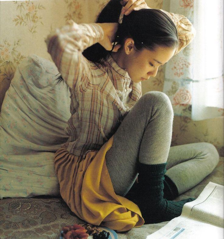 Yuu Aoi, AoiYuu (蒼井優) / actress