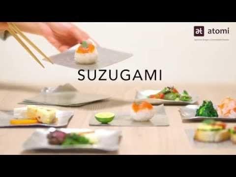 SUZUGAMI 錫盤:經由第四代傳人及老工匠人手打造,錫片可隨意屈曲成不同形狀,可用來盛載食物或當作其他用途使用,只需透過木棍便可使其回復原狀。 #atomi available in Singapore and Hong Kong
