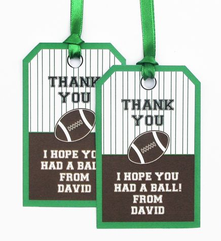 football party favors for kids - Google Search