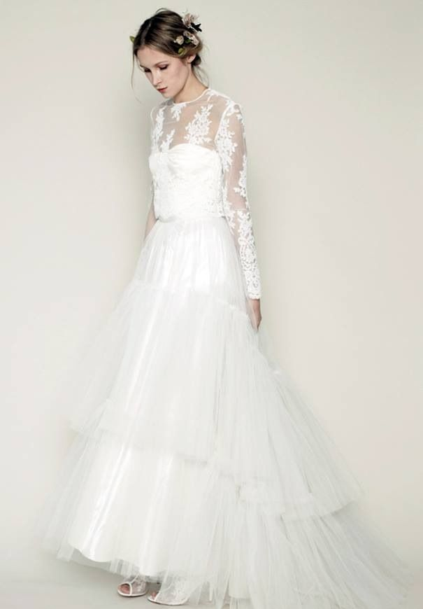 29 best images about cover ups bridal wear toppers for Long sleeve wedding dress topper