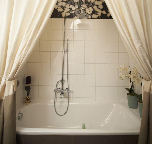 Más de 20 ideas increíbles sobre Badezimmer vorhang en Pinterest - vorhänge für badezimmer