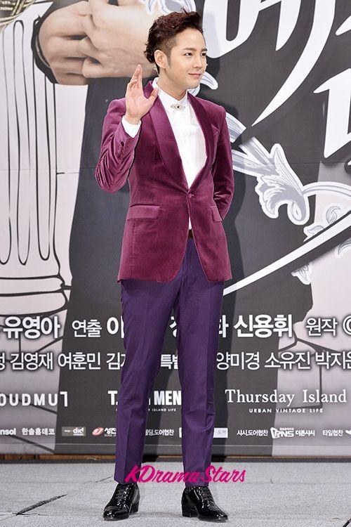 Jang Geun Suk KBS2 Drama 'Pretty Boy' Press Conference [Nov 18]