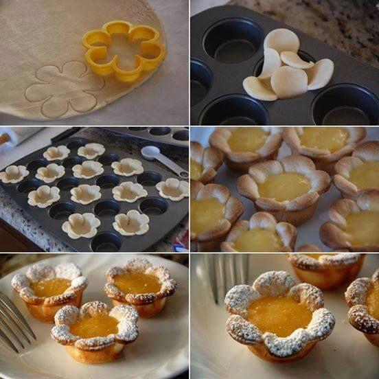 Muffiny - kytičky