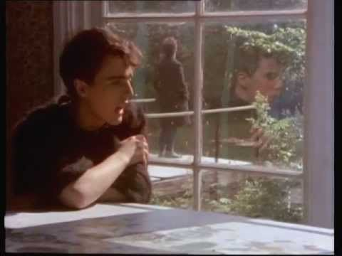TEARS FOR FEARS - MAD WORLD. One of the best songs from the eighties.  Music was written so differently back then.