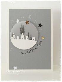 Stempelplatz, Weihnachten, Zauberwald, Stampin up,