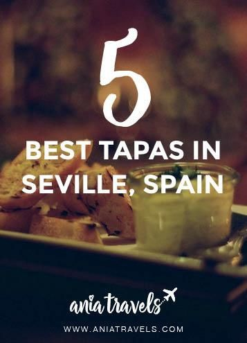 There is something about eating a dozen different bites, paired with an amazing wine that I absolutely love. Here are the 5 Best Tapas in Seville.