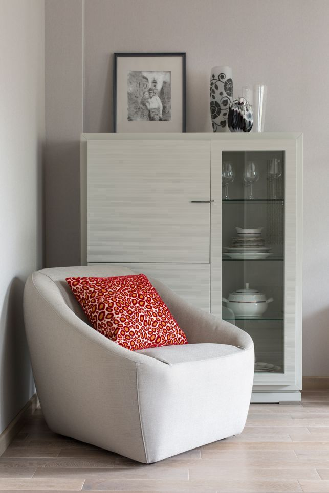 O amenajare cu stil intr-un apartament de 62 mp- Inspiratie in amenajarea casei - www.povesteacasei.ro