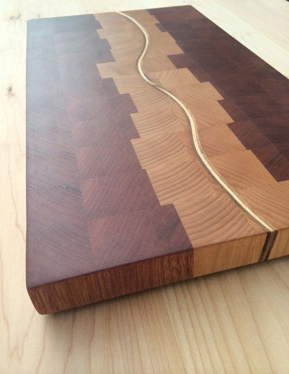 Hey, I found this really awesome Etsy listing at https://www.etsy.com/listing/263285806/pacific-wave-end-grain-chopping-board