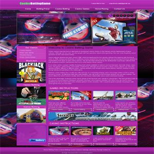 http://www.casinobattinggame.co.uk  Casino Batting Game  Play casino game provide many casino games knowledge and a true fact if one were to play with a limited bankroll at any casino game or card table game at a land based casino for an unlimited amount of time.