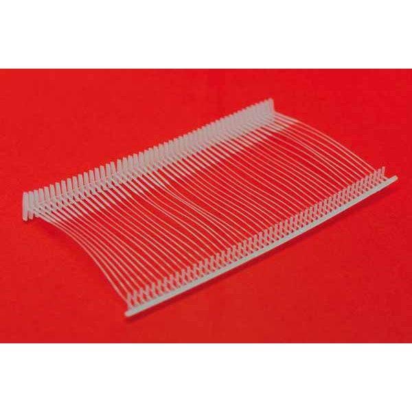 Comprar Caja 5000 Navetes de Plástico 25mm Apli 154110 #oficina #comercio #tienda #etiquetadora #recambio #navetes #plastico