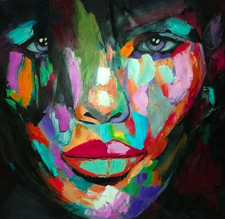 Colorful woman face! Handmålad canvastavla som föreställer ett kvinnligt ansikte. De snygga färgerna ger hemmet en lyxig touch samtidigt som motivet inger en värme och harmoni varje gång man går förbi tavlan. En stor tavla som denna kommer inte lämna någon oberörd! Länk till produkt: http://www.feelhome.se/produkt/colorful-woman-face/ #Canvas #olipainting #art #interior #design #Painting #handpainted #canvastavla #canvastavlor #woman #ansikte #kvinna #Vardagsrum #Kontor #Abstrakt #Modernt