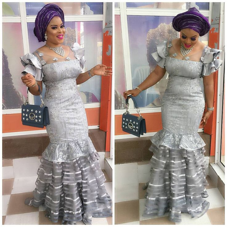 Checkout theses Latest 50 Pictures of Aso-Ebi Fashion Styles Ankara styles