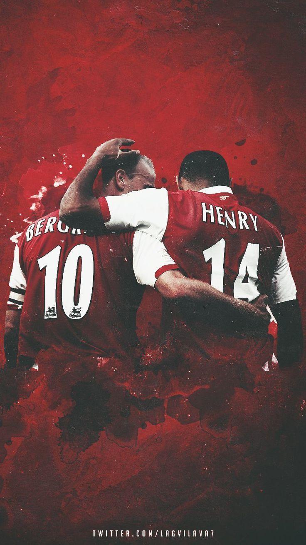 Bergkamp Henry Arsenal Arsenal Football Arsenal