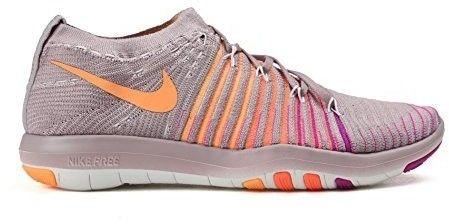 Nike Women's Free Transform Flyknit Cross Training Shoes (6)
