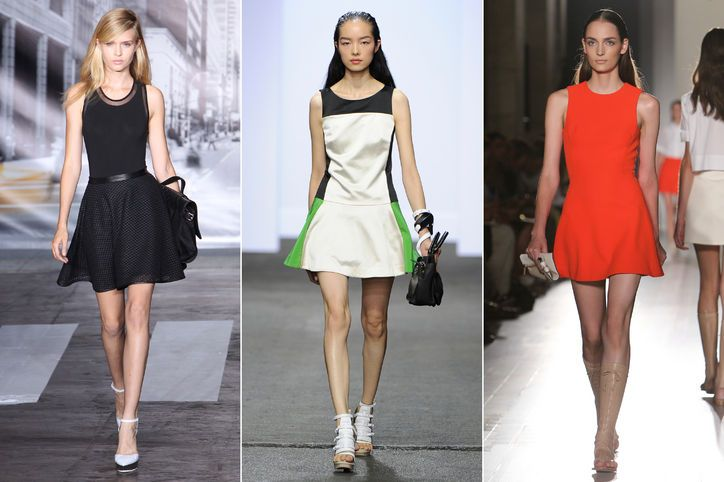 Sporty dresses o.a. DKNY