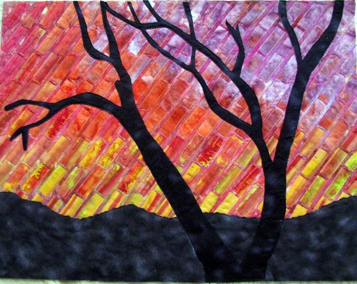 114 best Gloria's (Loughman) Glorious Quilts images on Pinterest ... : quilt tree classes - Adamdwight.com