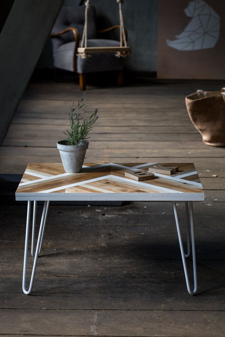 ENVELOPE COFFETABLE