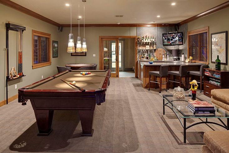 Dream Adult Game Room..... Imagine a karaoke stage behind the camera
