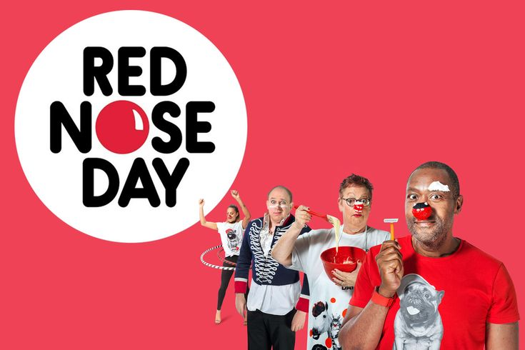 How Many Red Noses Have Been Sold, Red Nose day 2017?