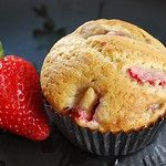 A collection of easy strawberry muffin recipes.  No fuss, no mess...just delish!: Recipes Solving, Strawberries Muffins Recipes, Strawberry Muffin Recipes, Strawberries Recipes