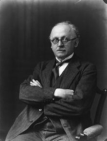Edwin Lutyens - British architect, collaborater with Gertrude Jekyll