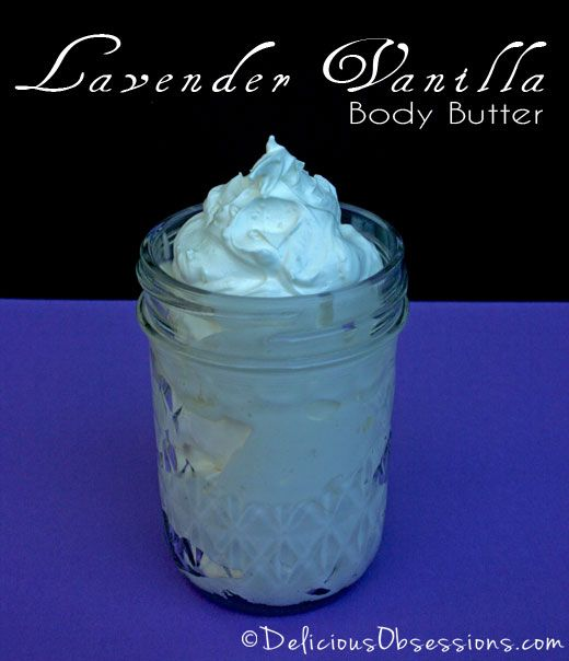 3 DIY Homemade Coconut Oil Body Butter Recipes // deliciousobsessions.com