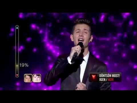 Párbaj – Peter Srámek: Can You Feel The Love Tonight - www.tv2.hu/risingstar - YouTube