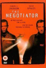 The Negotiator (1998) Poster