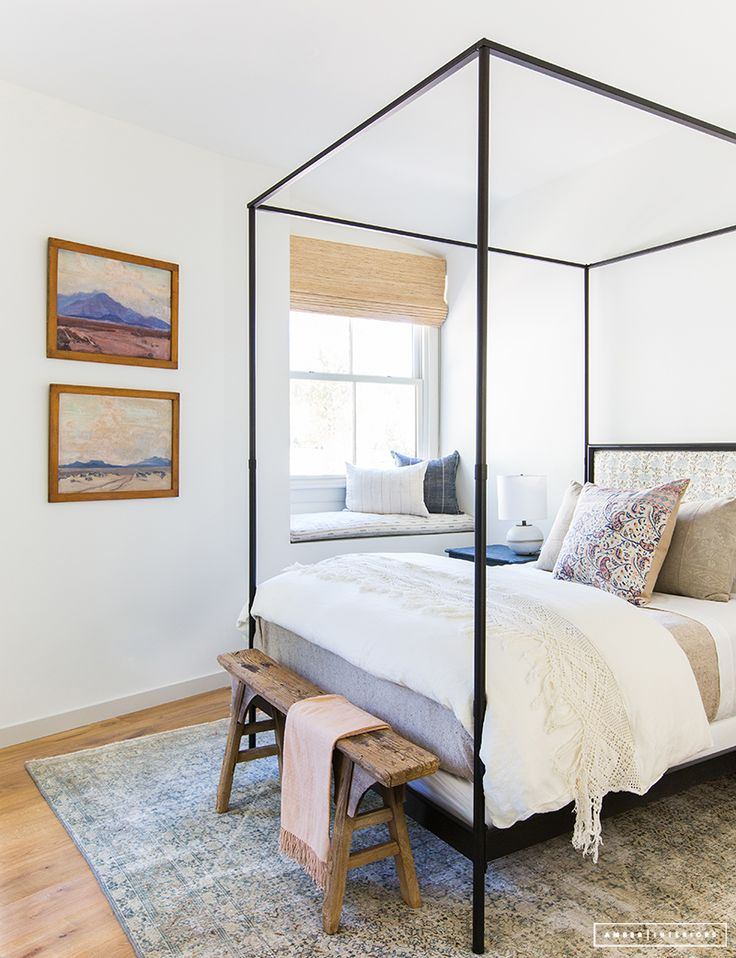 Find This Pin And More On Design Loves Modern White Bedroom