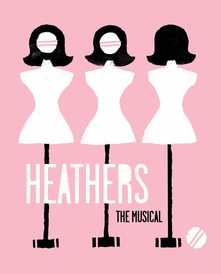 Heathers: The Musical. Unicorn Theatre.