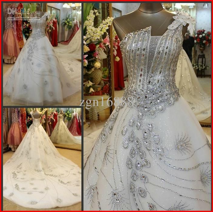 Wedding Gowns With Swarovski Crystals: 120 Best Images About Beautiful Wedding Gowns On Pinterest