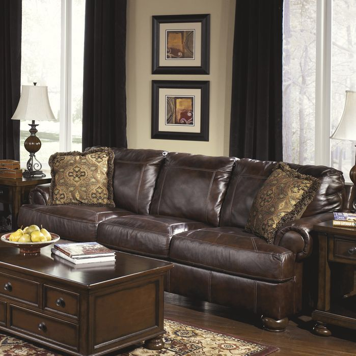 Heath Leather Sofa. Sofás De CouroLiving Room ... Part 89