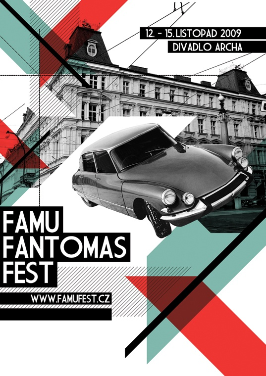 """famufest poster"" by yVANs"