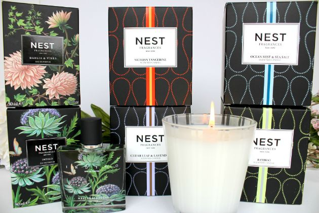 Giveaway for Mother's Day: NEST Fragrances Classic Candles and