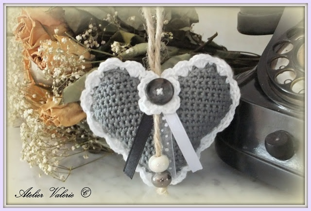 Atelier Valerie : Een romantisch hartje