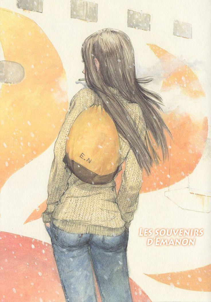 Kenji Tsuruta - Les souvenirs d'Emanon