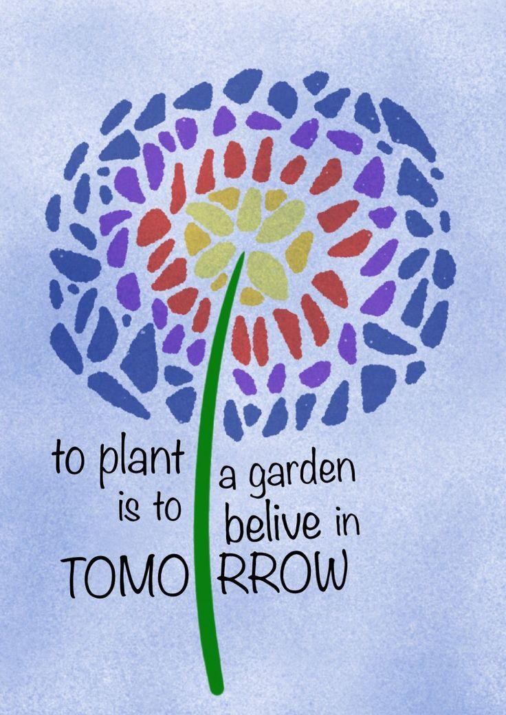 Start planting!