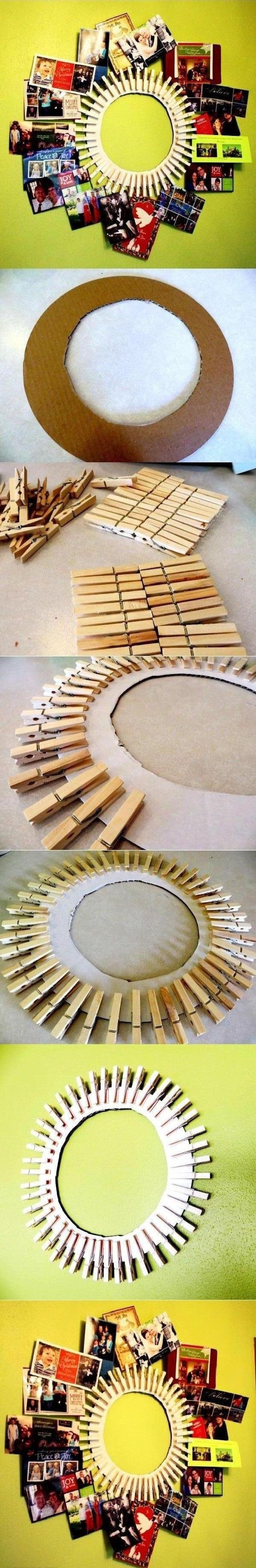 DIY Picture Frames Pictures, Photos, and Images for Facebook, Tumblr, Pinterest, and Twitter