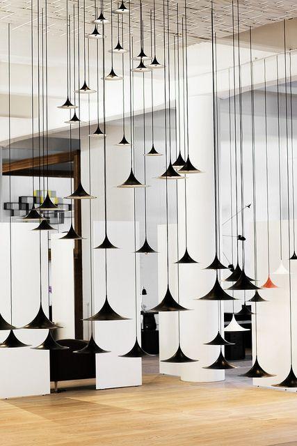 @GUBI showroom in Copenhagen, Denmark #allgoodthings #danish #design spotted by @missdesignsays