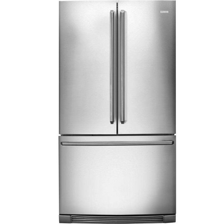 """Electrolux EI23BC80KS 36"""" IQ-Touch Series Counter Depth French Door Refrigerator"""