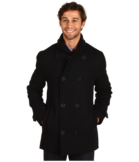 Robert Graham Baltic Wool Peacoat