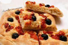 Pane greco con l'impasto base nr 3 della Cuochina - fatto con licoli
