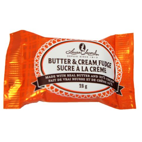 Butter Cream Fudge – Products – Laura Secord