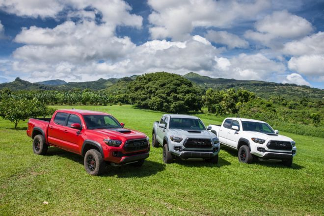 Here are 22 Reasons to Love the new Toyota Tacoma TRD Pro!