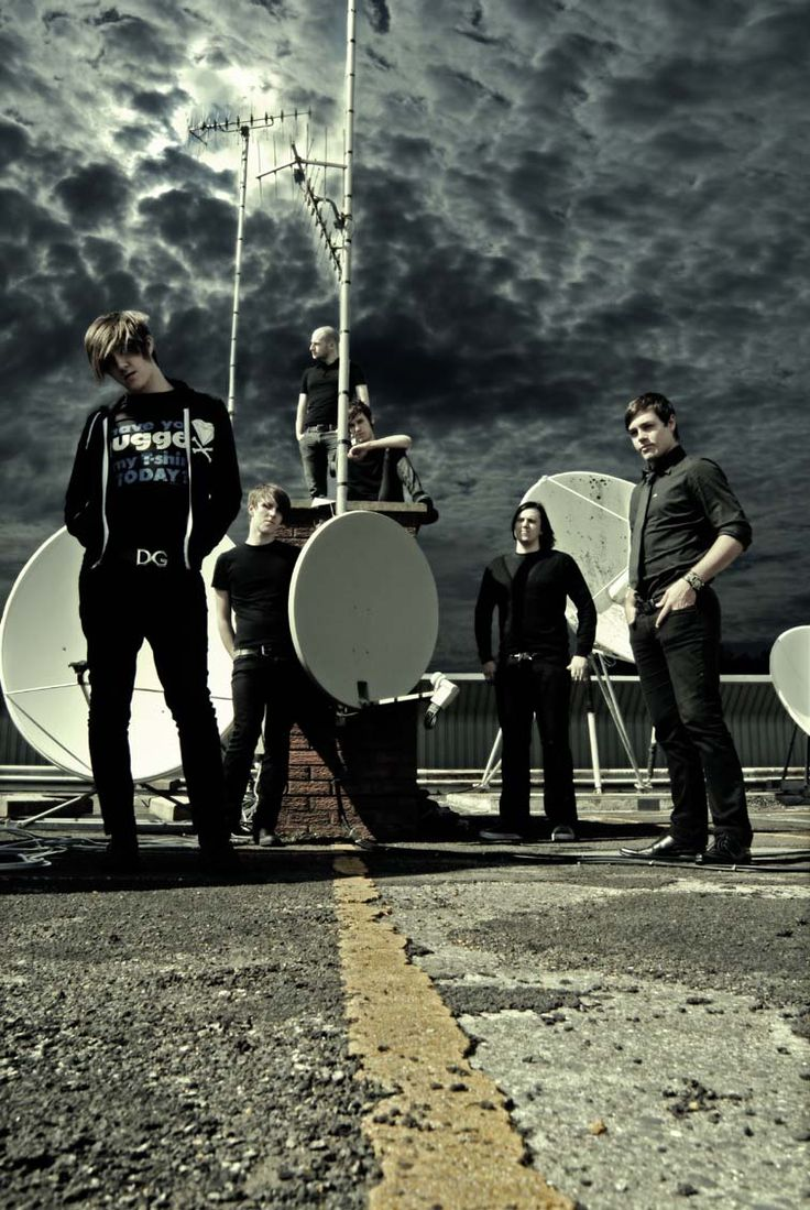 the blackout band - Google Search