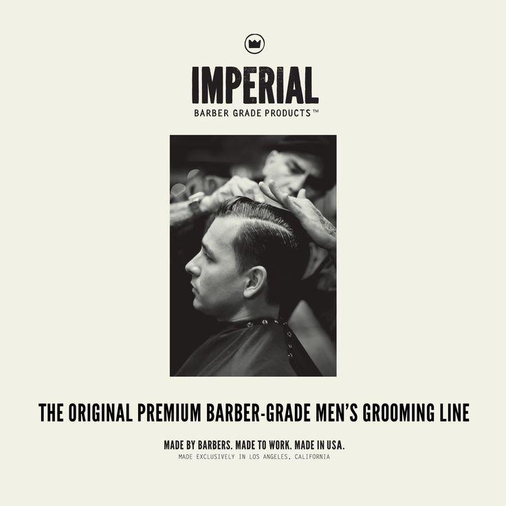 Imperial Barber Products - The Original Premium Barber-Grade Men's Grooming Line  www.imperialbarberproducts.com