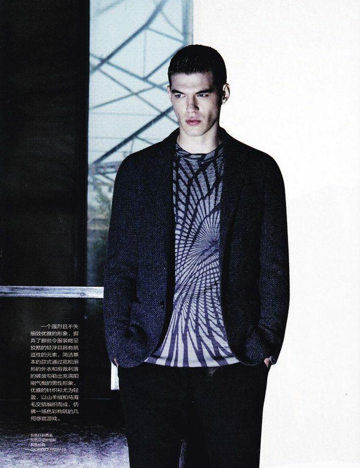 Men's Uno Magazine-Bertold