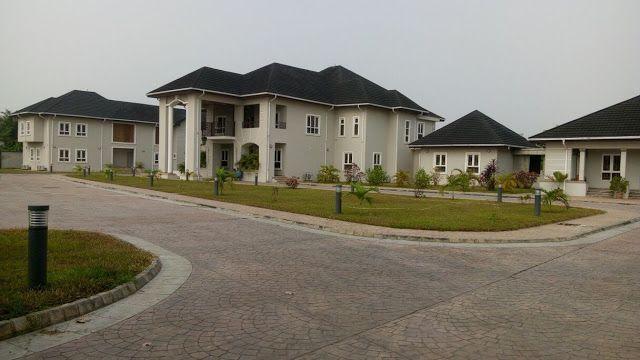 EXPOSED: More Photos of Madam Diezani's Multi-Billion Estate