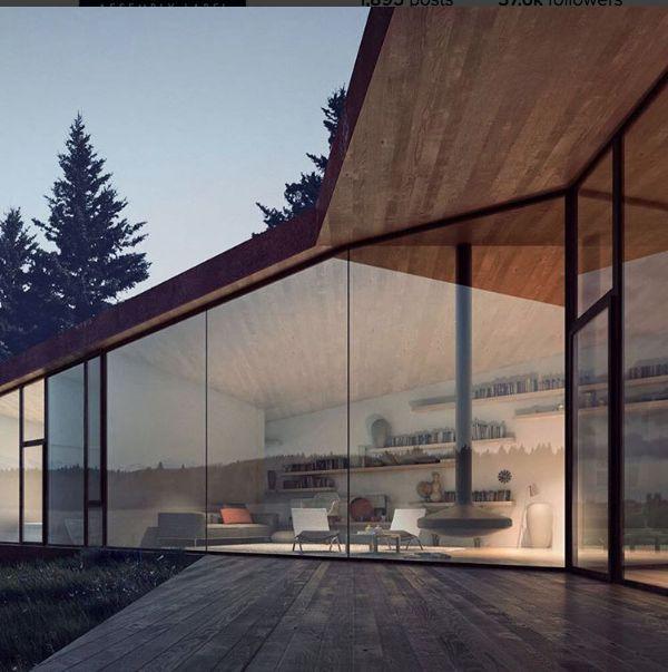 Rezultat iskanja slik za modern alpine architecture