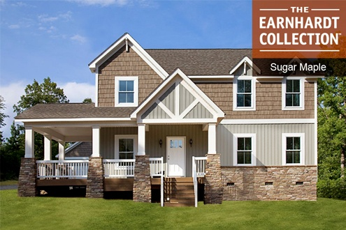 63 best the earnhardt collection images on pinterest for Schumacher homes catawba